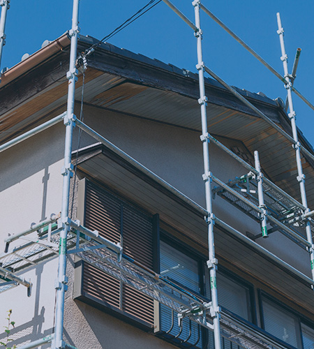 戸建て・リニューアル工事イメージ